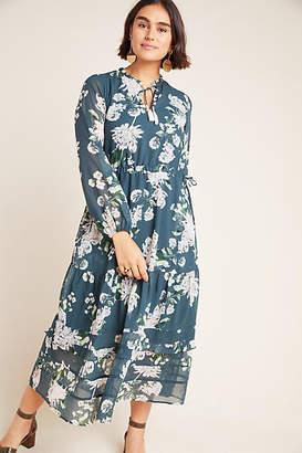 Dolan Left Coast Sandrine Floral Maxi Dress