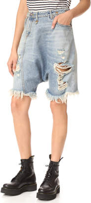 R 13 Twister Shorts