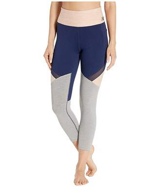 New Balance High-Rise Transform Pocket Crop Pants