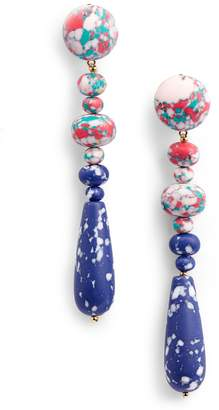 Lele Sadoughi Copacabana Drop Earrings