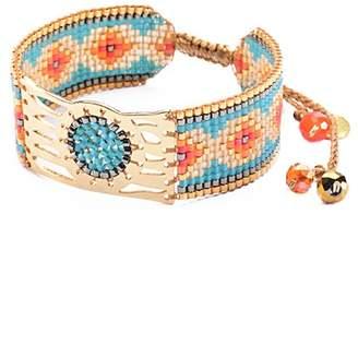 Mishky Misty Beaded Cuff Bracelet