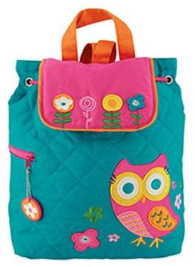 Stephen Joseph Toddler Backpacks, Kids Backpacks, Childrens Teal Owl Backpack