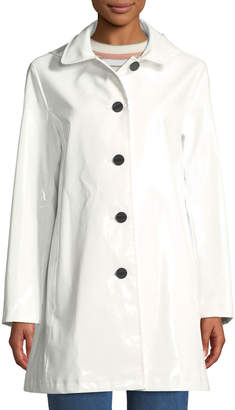 Jane Post Iconic Slicker Rain Coat