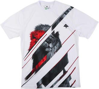 Lrg Men Lion Lounge Graphic T-Shirt