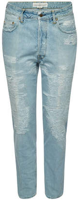 Golden Goose Happy Distressed Jeans