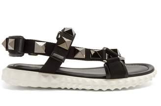 Valentino Rubber-stud sole sandal