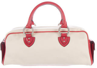 Marc Jacobs Marc Jacobs Two-Tone Handle Bag