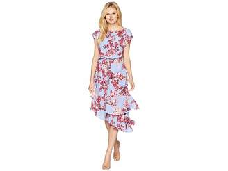 Adrianna Papell Barque Summer Floral Dress