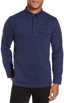 TWENTYMETRICTONS Long Sleeve Polo