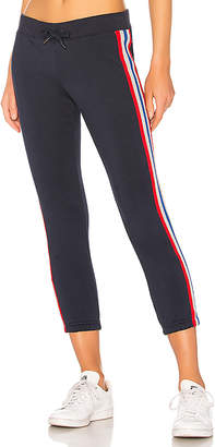 Pam & Gela Sweatpant With Bird Sport Stripes