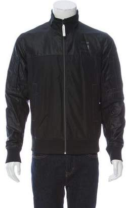 G Star Casual Zip-Up Jacket