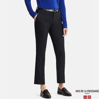 Uniqlo Women's Soft Tweed Pants (ines De La Fressange)