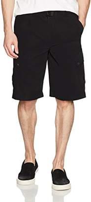 Calvin Klein Jeans Men's Belted Ripstop Short