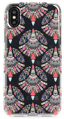 Rebecca Minkoff Fan Print iPhone X/Xs Case