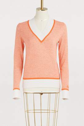 Carven V-neck sweater