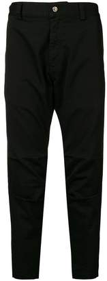 Overcome knee cut out trousers
