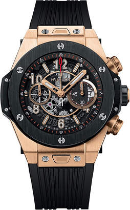Hublot 411.om.1180.rx big bang king gold watch