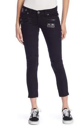 Affliction Raquel Avenge Skinny Moto Jeans