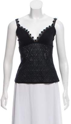 Wolford Lace Sleeveless Top