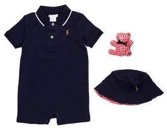 Ralph Lauren Boys' Knit Three-Piece Set