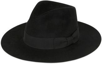 Classic Felt Fedora Hat $795 thestylecure.com