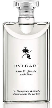 Bvlgari Eau Parfumee Au The Blanc Shampoo and Shower Gel, 6.8 oz.