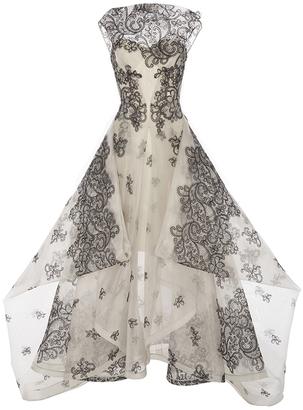 Zac Posen Guipure Lace Gown $7,990 thestylecure.com