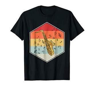 Saxophone T-Shirt - Musician Saxophonist Musical Instrument