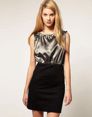 Vero Moda Sateen Dress