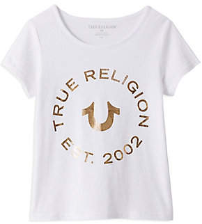 True Religion LOGO TODDLER/LITTLE KIDS TEE