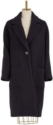 Le Bon Marche Wool coat