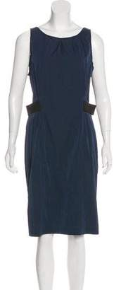 Armani Collezioni Sleeveless Shift Dress w/ Tags
