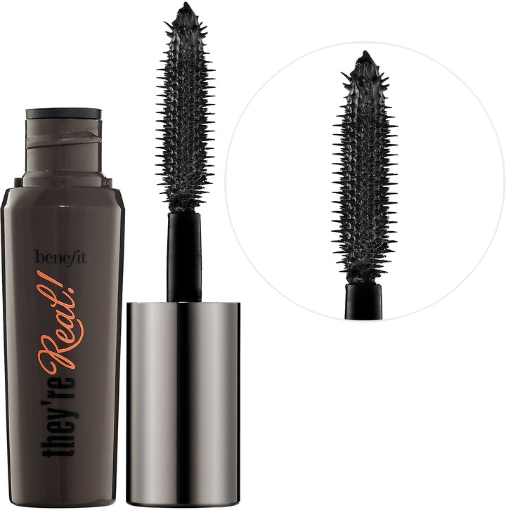 Benefit Cosmetics - Theyre Real! Lengthening & Volumizing Mascara