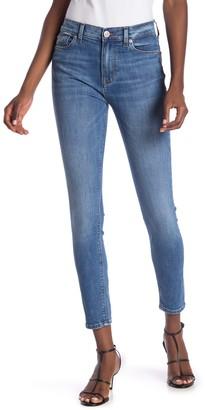 Natalie Mid Rise Super Skinny Jeans