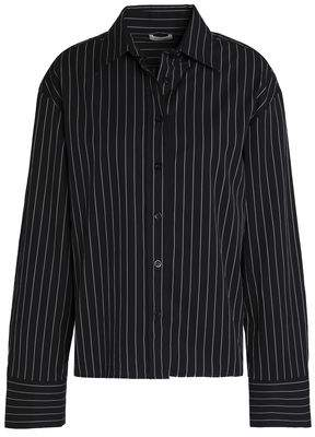 Totême Pinstriped Cotton-Poplin Shirt