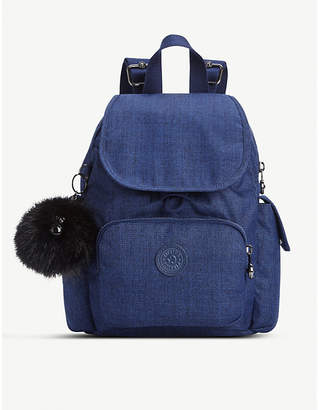 Kipling City Pack mini nylon backpack