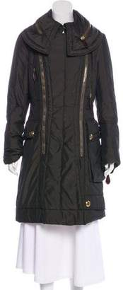 Burberry Long Down Coat