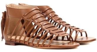 Polo Ralph Lauren Jadine leather gladiator sandals
