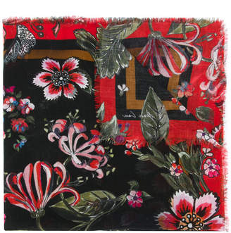 Marc Cain printed scarf