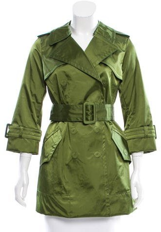 Marc JacobsMarc Jacobs Short Trench Coat w/ Tags