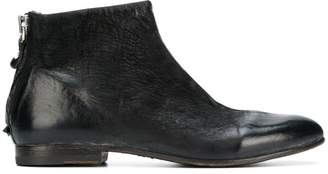 Moma Western ankle boots