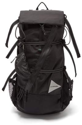 And Wander - 40l Technical Backpack - Mens - Black