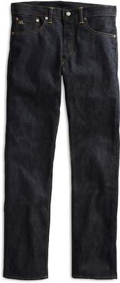 Ralph Lauren Slim Fit Rigid Selvedge Jean