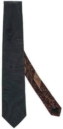 Dries Van Noten Pointed Tie