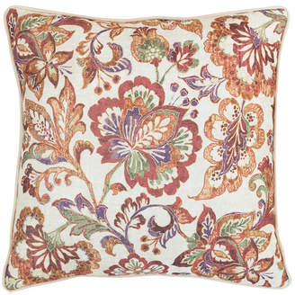 Croscill Delilah 18x18 Square Pillow Bedding