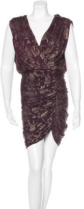 Alice by Temperley Printed Midi Dress $115 thestylecure.com