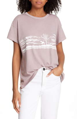 The Great The Boxy Crew Graphic Tee