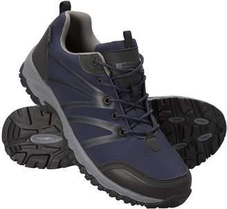 Warehouse Mountain Tarn Mens Softshell Shoes - Durable Walking Shoes