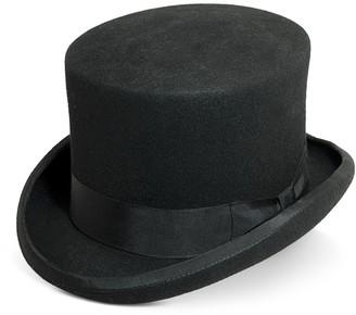 a1516622d2d4b Scala Men s Wool Felt English Top Hat