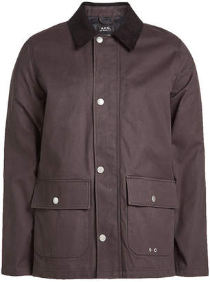 A.P.C. Yorkshire Cotton Jacket